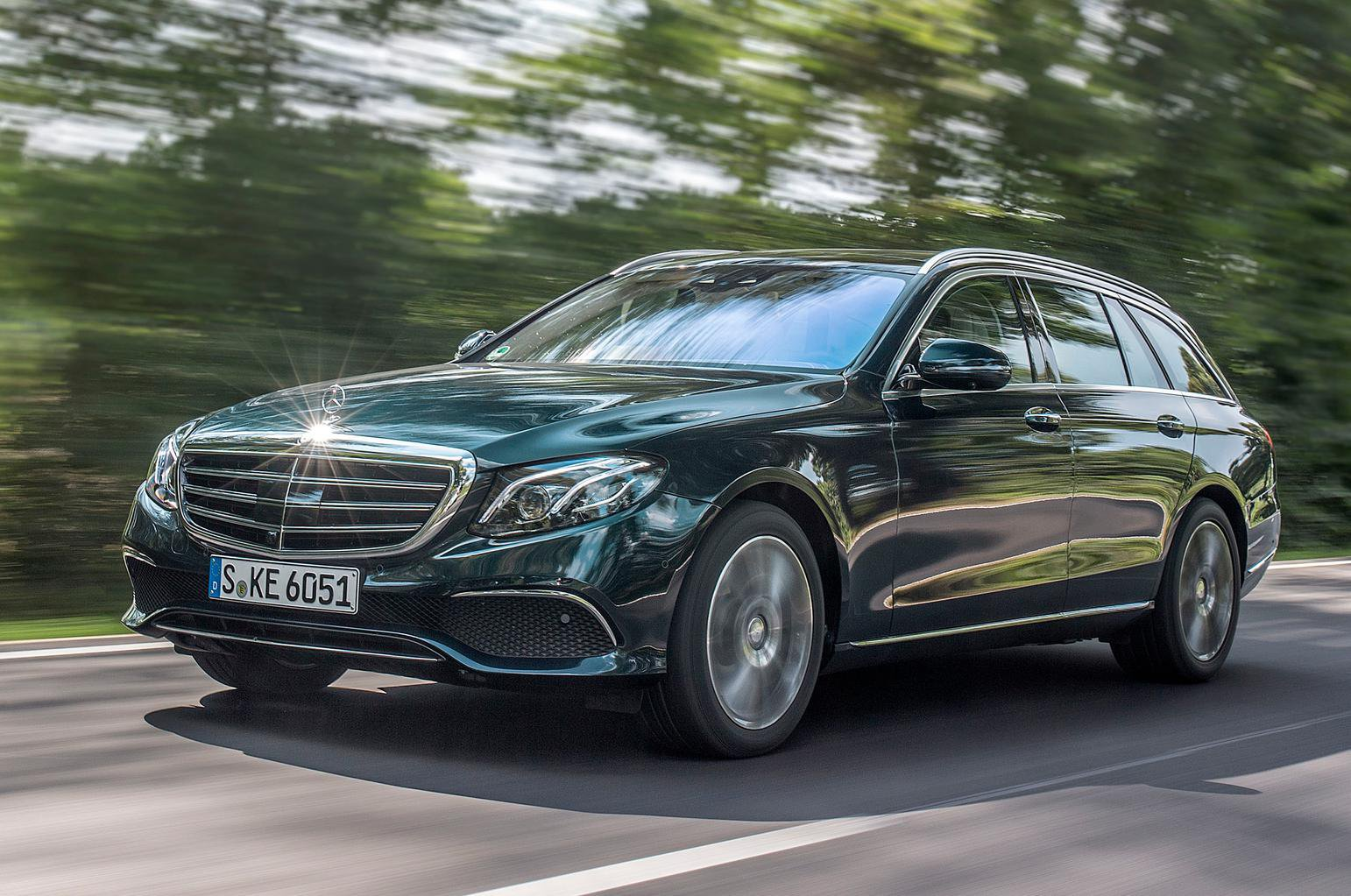 2016 Mercedes-Benz E 220 d Estate review