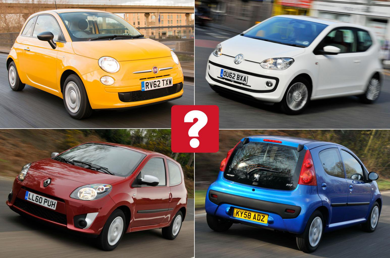 Best City Cars: Top 10 Used City Cars For Less Than £5000 (and The Ones To