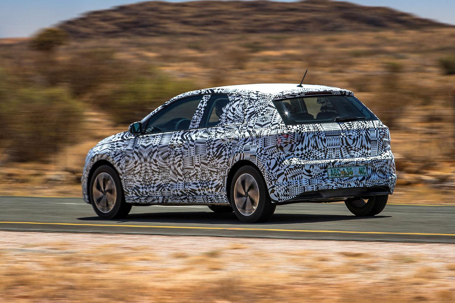 Volkswagen Polo Prototype 2017 verdict and specs