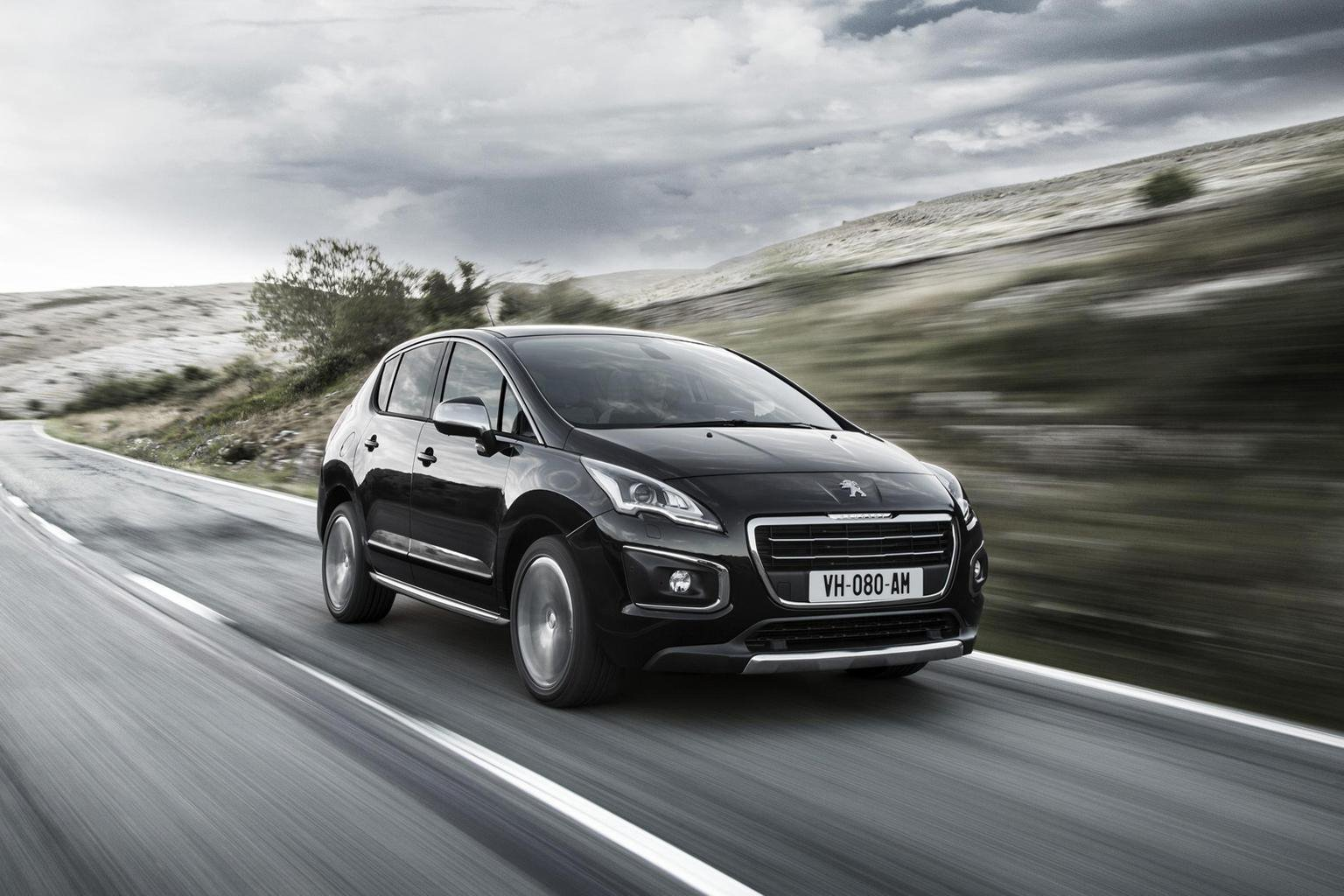 Deal of the Day: Peugeot 3008