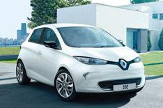 2013 Renault Zoe prices and specs