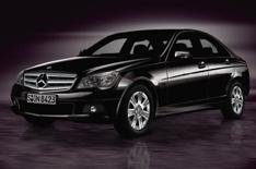 Mercedes C-Class special edition