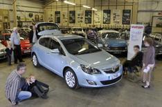 Vauxhall Astra: Reader Test Team