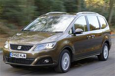 Best MPVs and people carriers of 2012