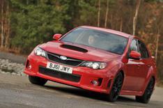 2013 Subaru WRX STI 340R review