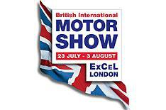 Half-price British Motor Show offer