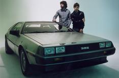 DeLorean's back - on a concept album