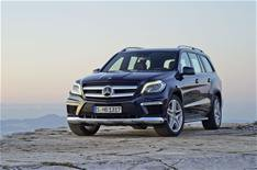 2013 Mercedes GL review