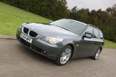 Used BMW 5 Series Touring from under 7k