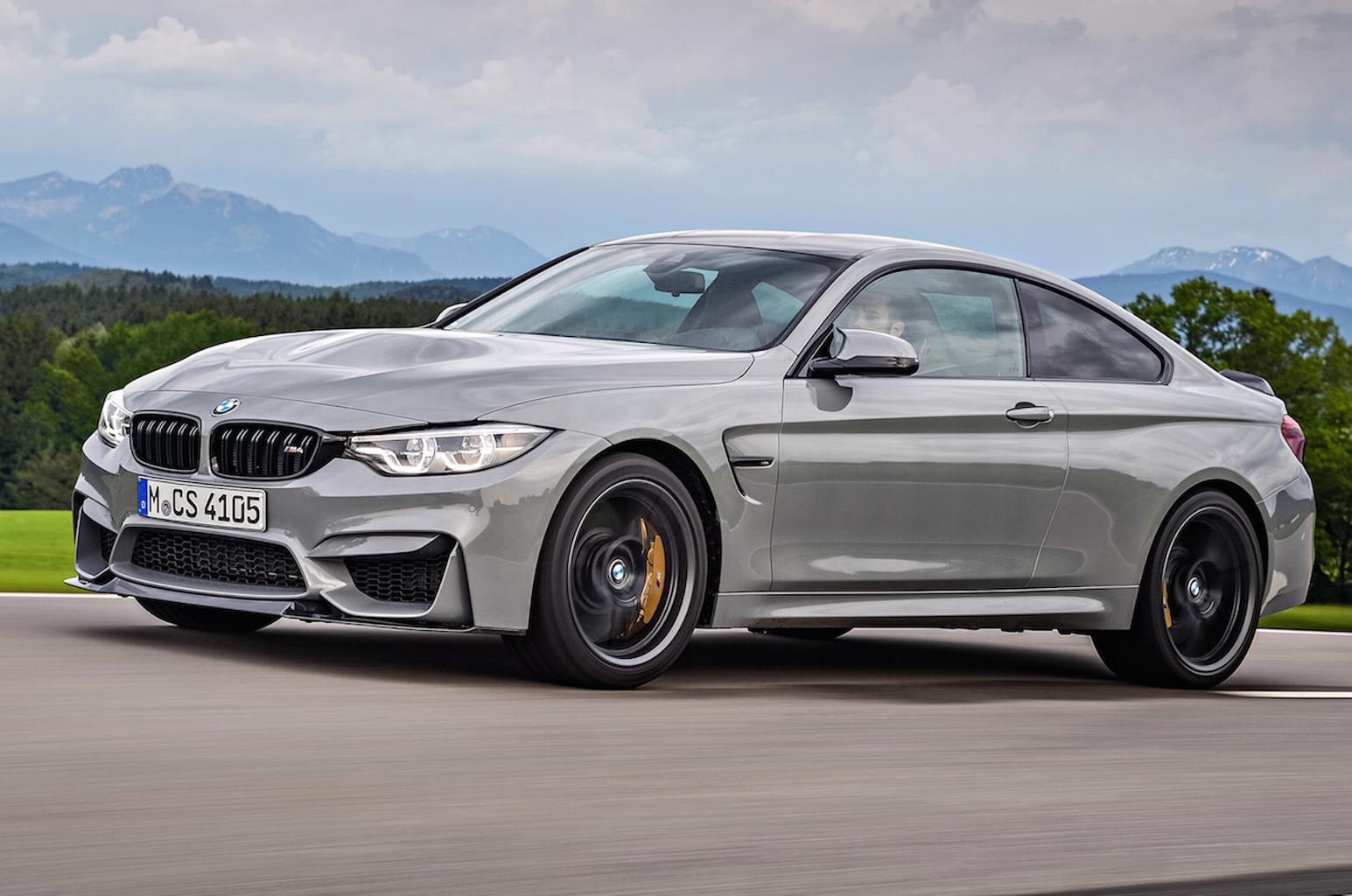 BMW M4 CS verdict and specs