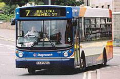 Cost of living boosts public transport