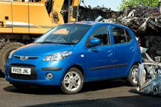 Scrappage scheme: one week on