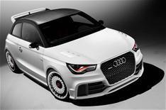 Audi A1 Clubsport hints at 'RS1'