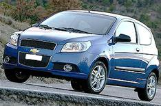 First drive: Chevrolet Aveo 3dr