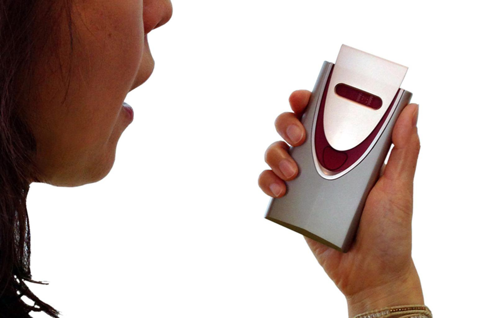 Honda reveals new portable breathalyser