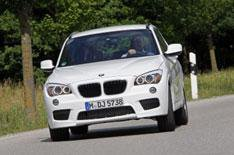 62mpg+ BMW X1 on the way