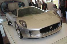 Future technology on show at Goodwood