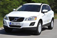 Volvo XC60 gets new safety kit
