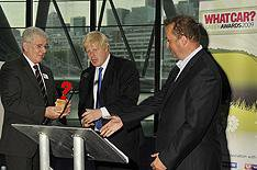 Johnson challenged on congestion charge