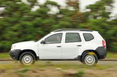 2012 Dacia Duster 1.6 review