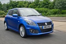 2013 Suzuki Swift Sport 5dr review