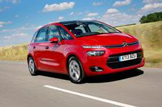 2013 Citroen C4 Picasso goes on sale