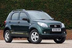 Free servicing for Daihatsu Terios