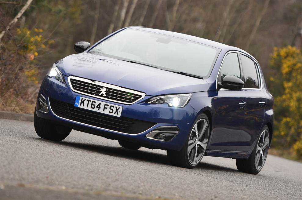 Deal of the Day: Peugeot 308