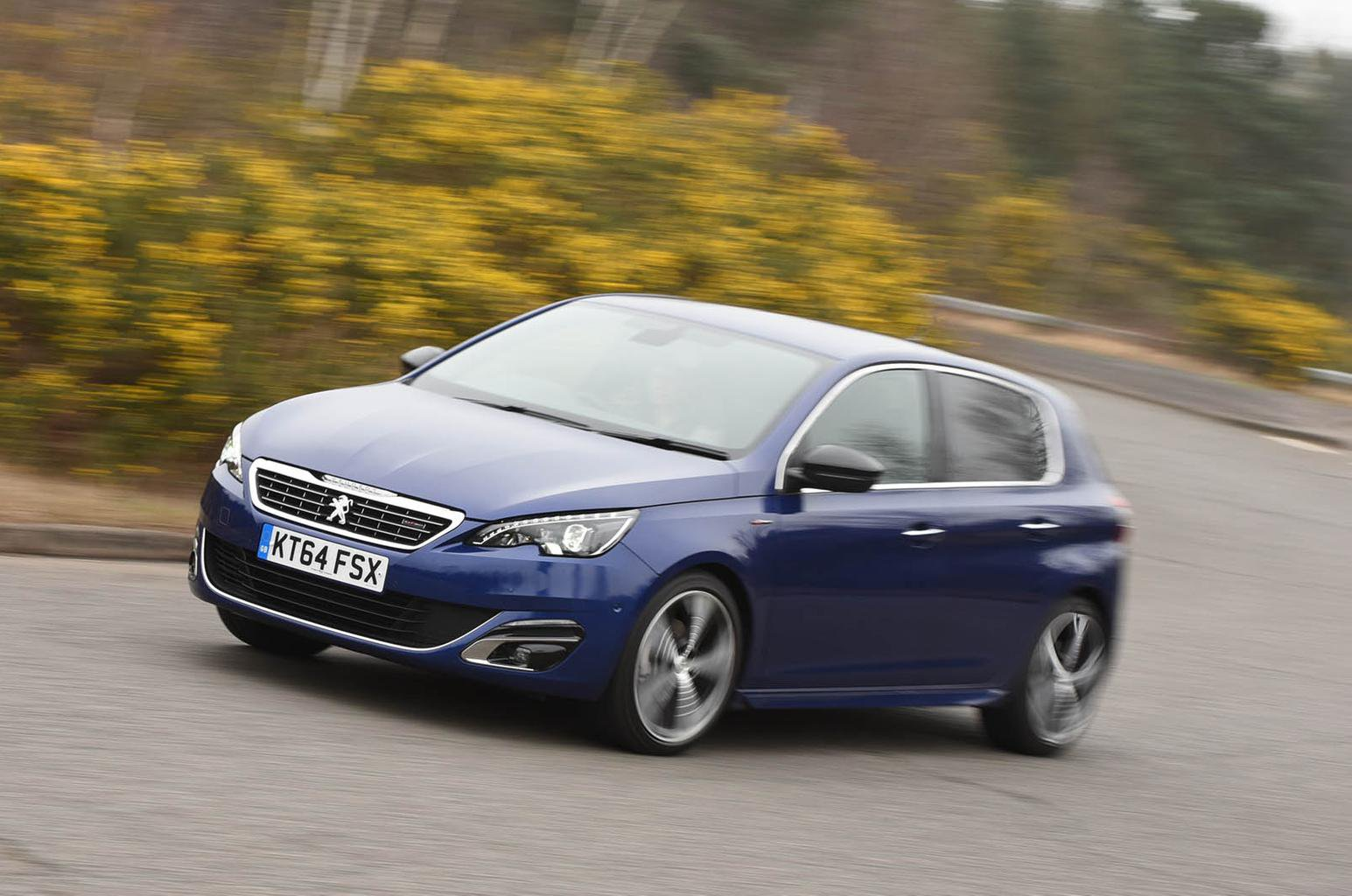 2015 peugeot 308 gt line review what car