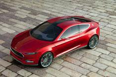 Ford Evos concept unveiled