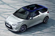 2013 Citroen DS3 Cabrio preview