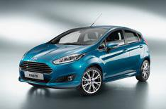 New 2013 Ford Fiesta prices released