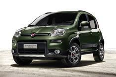 2012 Fiat Panda 4x4 unveiled
