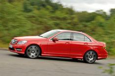 Mercedes C220 CDI AMG Sport Plus review