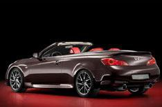 Infiniti G Cabrio concept car
