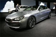 BMW 6 Series concept car