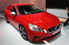 Volvo S60 and V60 R Design