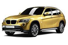 BMW X1 revealed