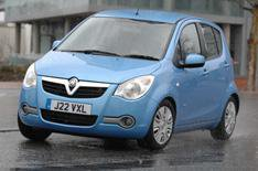 Vauxhall Agila: driven