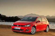 2013 VW Golf prices revealed