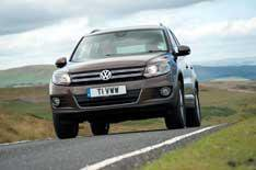 Volkswagen Tiguan 2.0 TDI 110 review