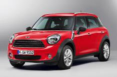 Updated 2013 Mini Countryman unveiled
