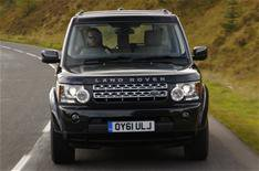 Land Rover 2012 updates on video