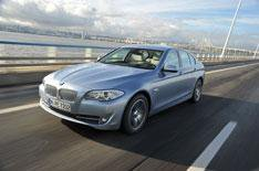 BMW Active Hybrid 5 review