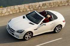 Mercedes-Benz SLK 250 CDI review
