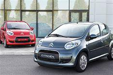 Buy one Citroen - get one free