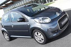 Citroen C1 to get a face-lift