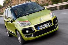 Greener Citroen C3 Picasso cuts costs