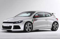 Hottest VW Scirocco Studie R unveiled