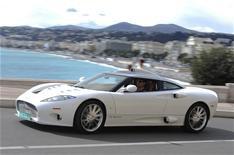 Saab owner Spyker sells sports car arm
